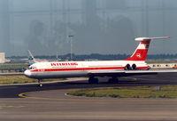 DDR-SEM @ EHAM - Interflug - by Henk Geerlings