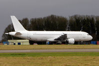 F-GHQI @ EGBP - 1991 Airbus A320-211, c/n: 0184 awaiting scrapping at Kemble