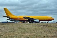 EI-OZA @ EGBP - 1981 Airbus A300B4-103(F), c/n: 0148 at Kemble