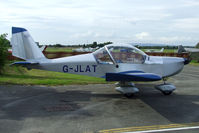 G-JLAT @ EGCB - Based - by N-A-S