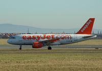 G-EZAL @ LOWW - Easyjet Airbus A319 - by Thomas Ranner