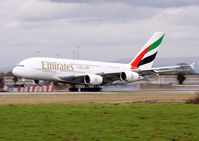 A6-EDL @ EGCC - Emirates. - by Shaun Connor