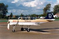 LY-ALT @ EHVB - 80 years MLD (Navy AF) , Valkenburg Naval  Airbase September 1997 - by Henk Geerlings