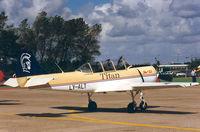 LY-ALT @ EHVB - Valkenburg Naval Airbase, Airshow , 80 years MLD ( Naval AF) - by Henk Geerlings
