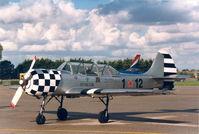 LY-AFB @ EHVB - Valkenburg Naval Airbase - by Henk Geerlings