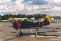 LY-AMU @ EHVB - Valkenburg Naval Airbase - by Henk Geerlings