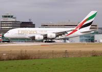 A6-EDJ @ EGCC - Emirates. - by Shaun Connor