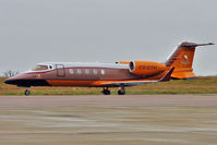 CS-DTH @ EGGW - 2008 Learjet Corporation LJ60XR, c/n: 60-362 at Luton - by Terry Fletcher