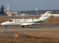 D-CPAO @ LSGG - Lining up rwy 05 for departure... - by Shunn311