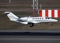 M-ICRO @ LFBO - Landing rwy 14R - by Shunn311