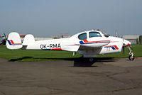 OK-RMA @ LKLT - LET L-200D Morava [171124] Prague-Letnany~OK 08/05/2002