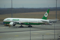 B-16711 @ LOWW - Eva Air Boeing 777 - by Thomas Ranner