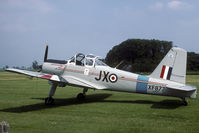 G-AWVF @ OLDW - This warbird is now permanently withdrawn from use. Seen at Old Warden Biggleswade - by Joop de Groot