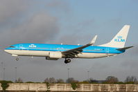 PH-BXU @ EGCC - KLM - by Chris Hall