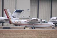 N107DF @ ADS - At Addison Airport - Dallas, TX - by Zane Adams