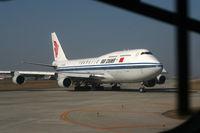 B-2445 @ ZBAA - 747 - by Dawei Sun