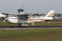 N7198G @ LAL - C172K - by Florida Metal