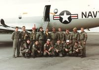152169 @ PHJR - Crew 14, Alphie, Desert Shield/Storm, VPU-2, NAS Barbers Point, Hawaii, - by Ewa Marine