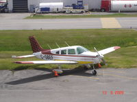 C-GBEF @ CYQB - total rénovation,paint,engine and interior by YVES GUAY AND P-AIR AVIATION - by YVES GUAY