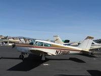 N7181P @ SZP - 1960 Piper PA-24-250 COMANCHE, Lycoming O-540-A1A5 250 Hp - by Doug Robertson