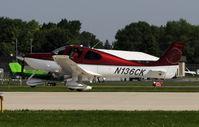 N136CK @ KOSH - AIRVENTURE 2010 - by Todd Royer