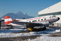 N86U @ LOWS - 1st Austrian DC3 Dakota Club Douglas DC3