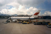 B-2301 @ HKG - CAAC A310 at Kai Tak - HKG - by Henk Geerlings