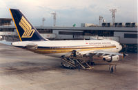 9V-STU @ DMK - Singapore Airlines - by Henk Geerlings