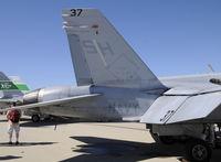 163508 @ KNZY - Centennial of Naval Aviation,  Desert Storm Mig killer
