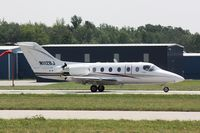 N112BJ @ MGN - Landing RWY 28 - by Mel II