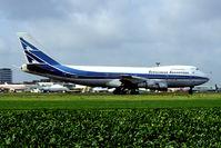 LV-OEP @ EHAM - Aerolineas Argentinas - by Joop de Groot