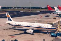 5B-DAV @ EHAM - Cyprus Airways - by Henk Geerlings