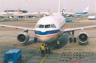 5B-DAU @ EHAM - Cyprus Airways - by Henk Geerlings