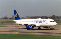 5B-DBD @ EHAM - Cyprus Airways - by Henk Geerlings