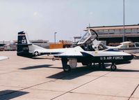 60-0078 @ SHV - Parked on the Tac Air ramp at Shreveport Regional in 1992. Scanned Photo - by paulp