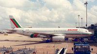 LZ-ABC @ LHR - Balkan-Bulgarian Airlines - by Henk Geerlings