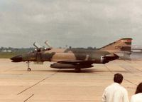 64-0750 @ BAD - Barksdale Air Force Base Open House 1987 - Scanned Photo - by paulp
