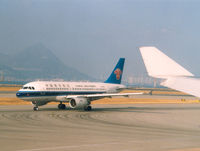B-6200 @ HKG - China Southern - by Henk Geerlings