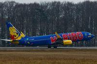 D-AHFM @ EDRZ - D-AHFM_ Boeing 737-8K5 - by Jerzy Maciaszek