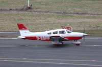 D-ESFP @ EDDL - Piper PA-28-181 Archer III - by Air-Micha