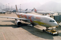 B-HWG @ HKG - Dragon Air - by Henk Geerlings