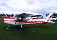 G-BRNN @ EGNF - Sheffield Aero Club - by Chris Hall
