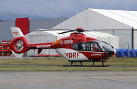 D-HDRB @ EDSB - undergoing maintenance at Baden Airpark - by Joop de Groot