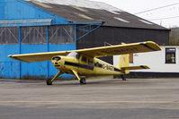 G-BAGT @ EGTR - 1968 Helio Aircraft Corporation HELIO H-295, c/n: 1288 at Elstree