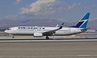 C-GWSR @ KLAS - WestJet Boeing 737-8CT C-GWSR / 809 (cn 35288/2802)  Las Vegas - McCarran International (LAS / KLAS) USA - Nevada, March 03, 2011 Photo: Tomás Del Coro - by Tomás Del Coro