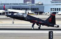 64-13304 @ KLAS - Northrop T-38A-55 Talon 64-13304 1st Reconnaissance Squadron Beale AFB CA  Las Vegas - McCarran International (LAS / KLAS) USA - Nevada, March 03, 2011 Photo: Tomás Del Coro - by Tomás Del Coro