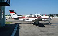 C-GIFL @ CYKZ - Beech 58P Baron [TJ-468] Toronto-Buttonville~C 22/06/2005. - by Ray Barber