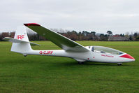 G-CJRF @ X4PK - 1984 Pzl-bielsko SZD-50-3 Puchacz, c/n: B-1395 at Pocklington