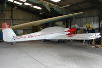 G-SSWV @ X4PK - 1973 Sportavia-putzer Gmbh SPORTAVIA RF5B, c/n: 51032 - by Terry Fletcher