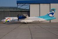 OM-VRC @ LZIB - Confort Airlines ATR72